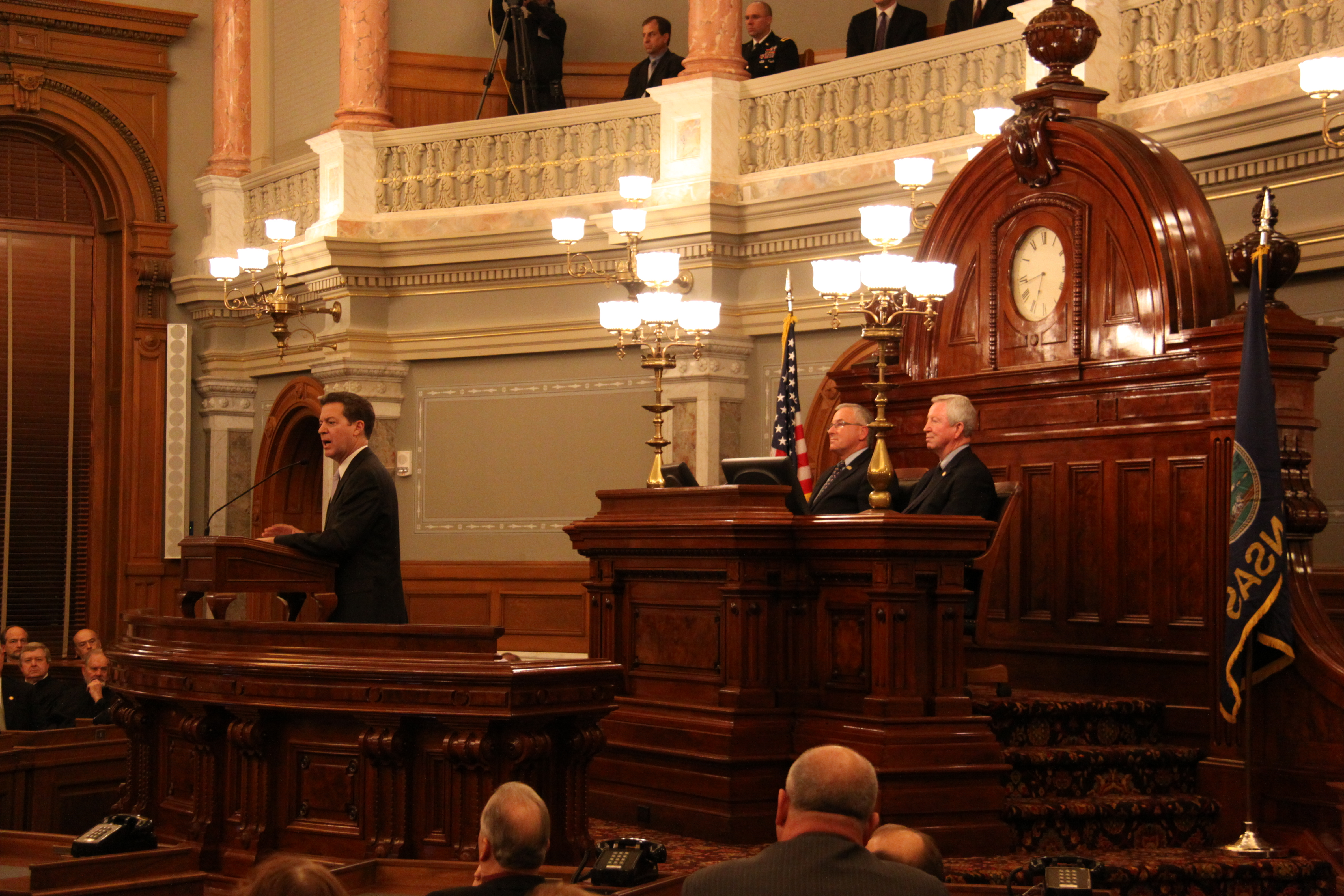 2011 State of the State