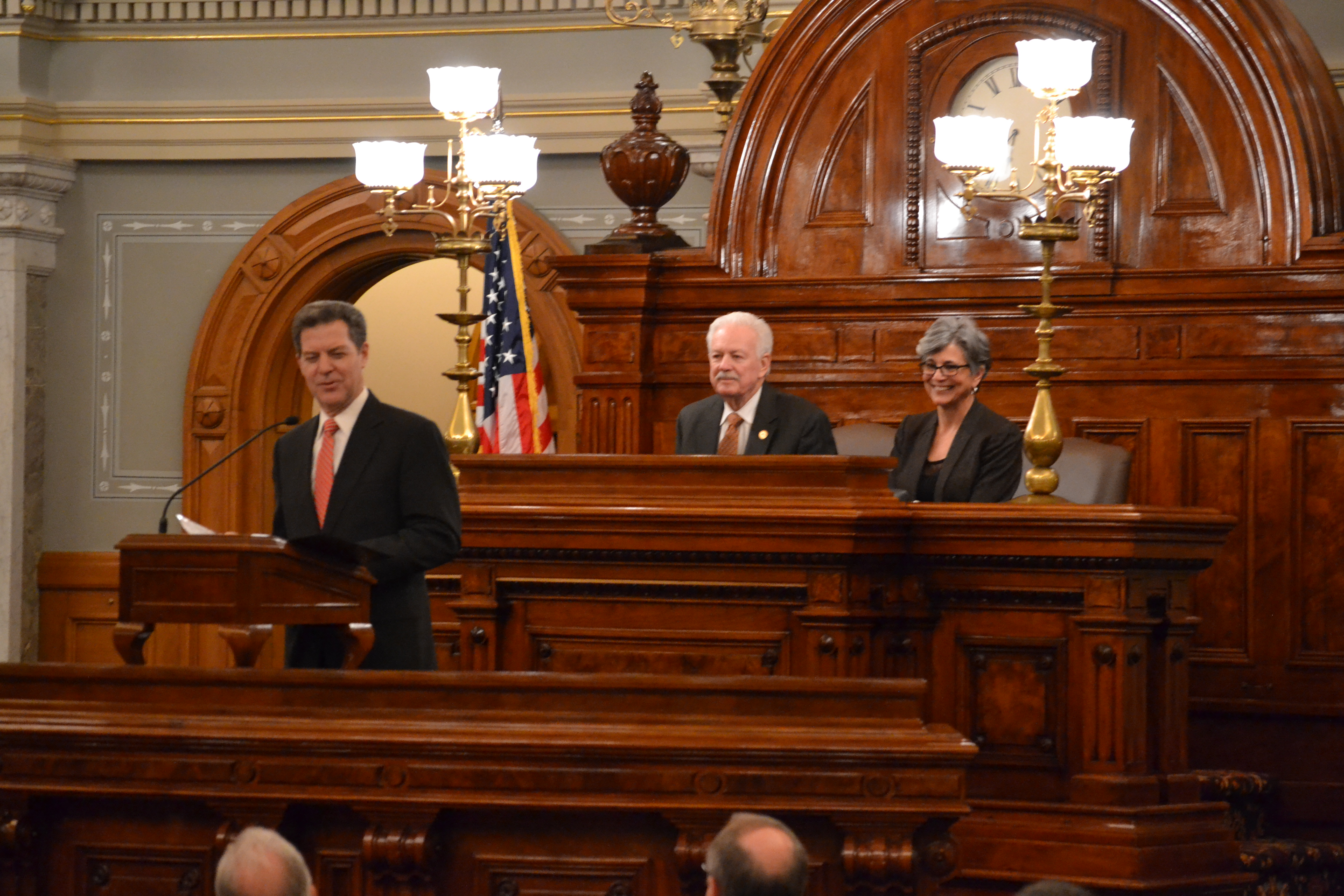 2015 State of the State