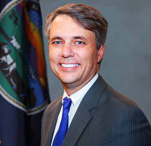 Lt Gov Jeff Colyer bio photo