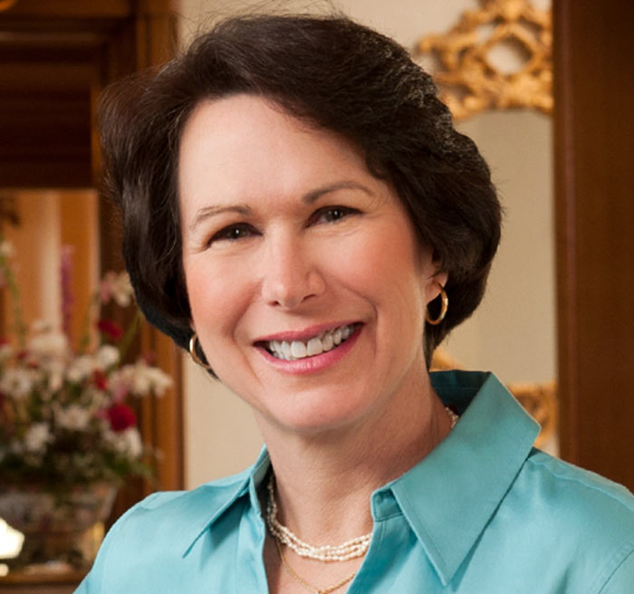 First Lady Mary Brownback bio photo