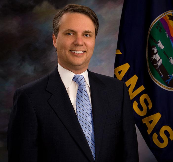 Lt Gov Jeff Colyer bio photo