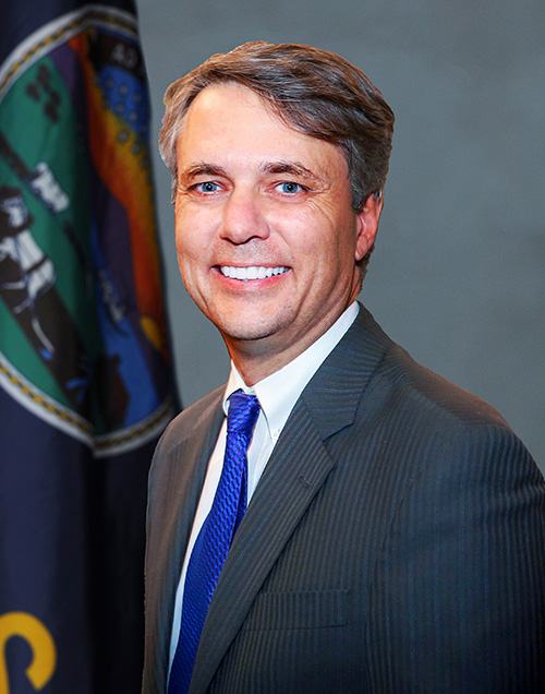 Lt Governor Jeff Colyer