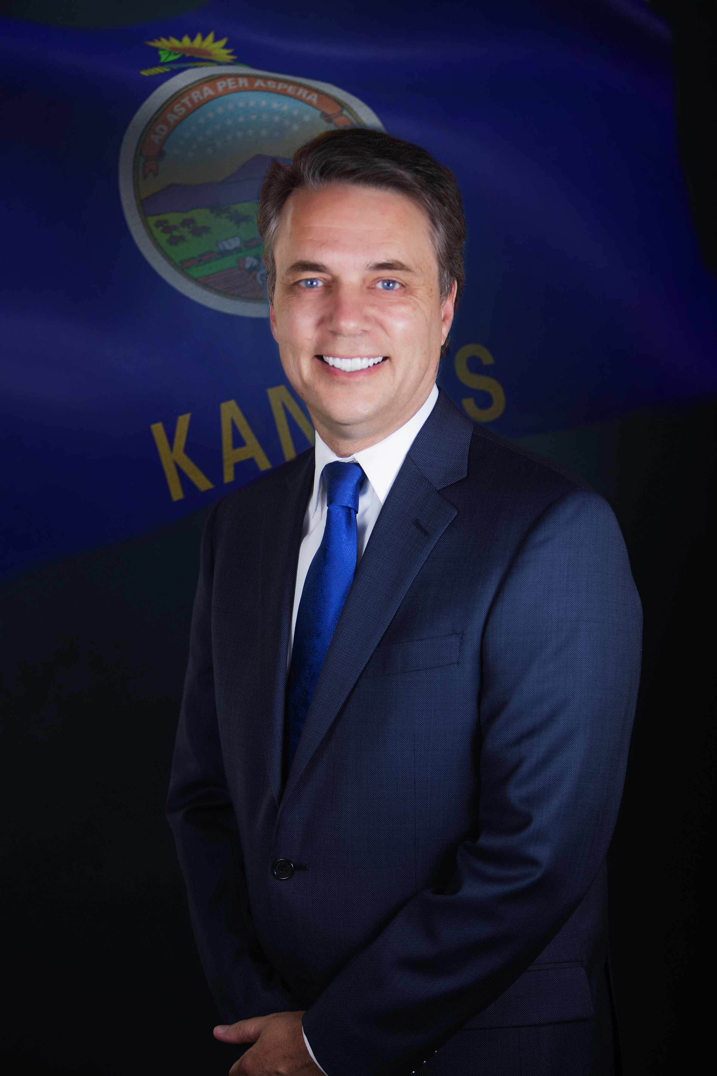 Jeff Colyer, M.D. Sworn in as 47th Governor of the State of Kansas