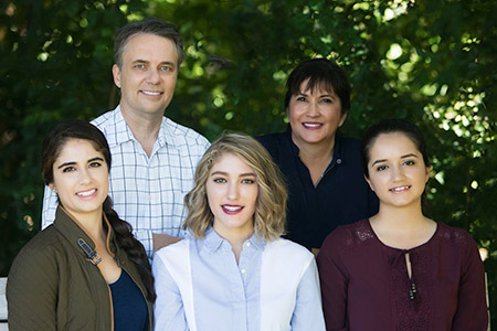 Dr. Colyer Family