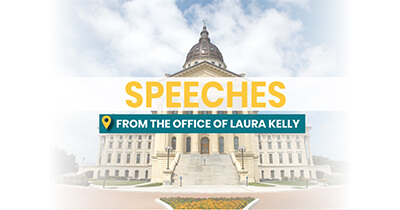 Governor Laura Kelly Delivers the 2021 State of the State Address