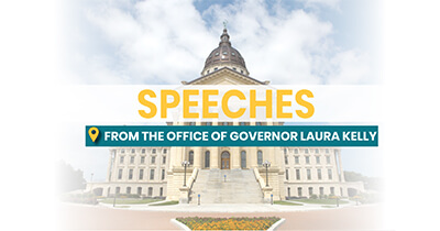Governor Kelly delivers the State of the State address