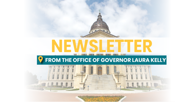 Kansan To Kansas Newsletter – The First 100 Days