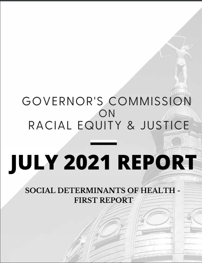 Second Commission Report – Social Determinants of Health